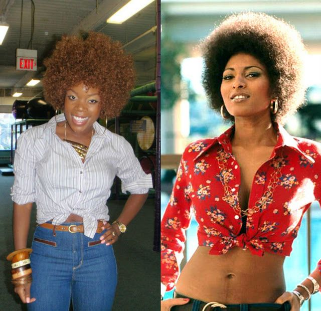 I-explore ang Halloween Ideas at higit pa! PAm GRier!  sc 1 st  Pinterest & PAm GRier!!! Foxy Brown