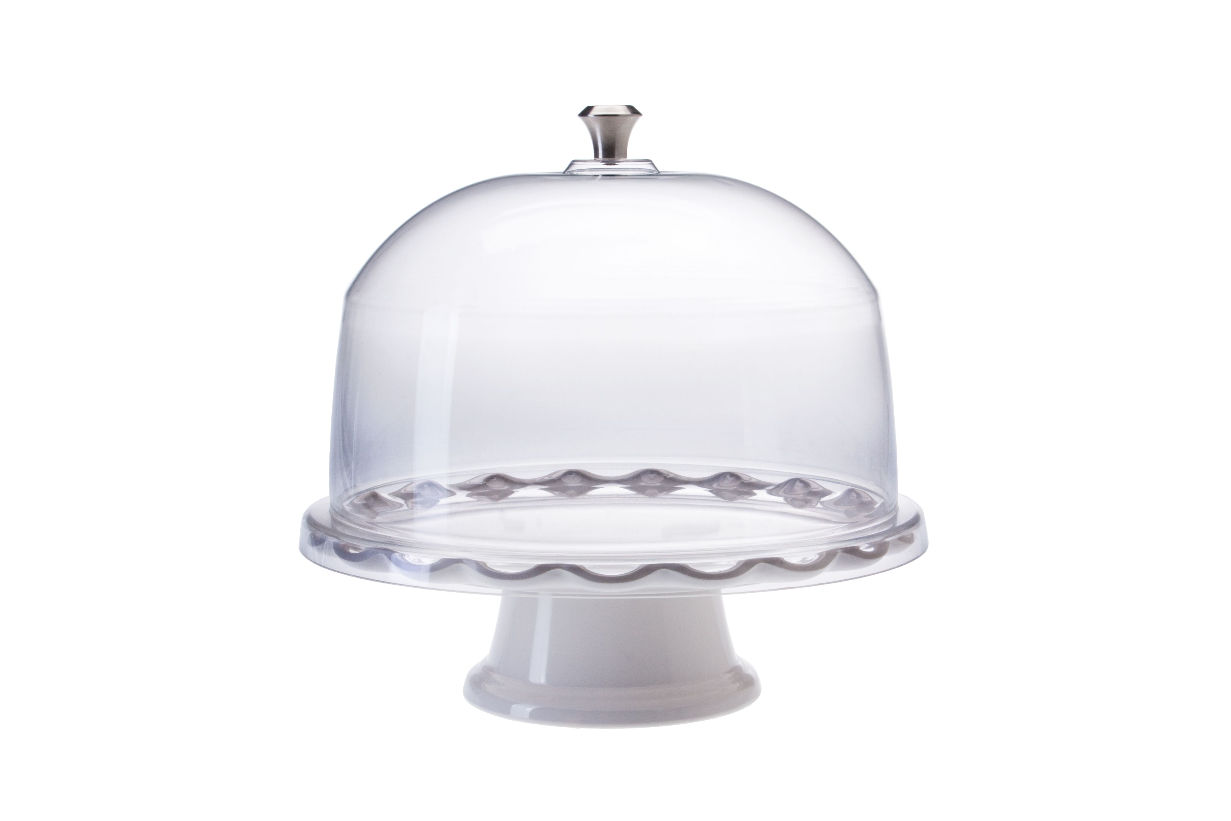 cake plate with dome canada