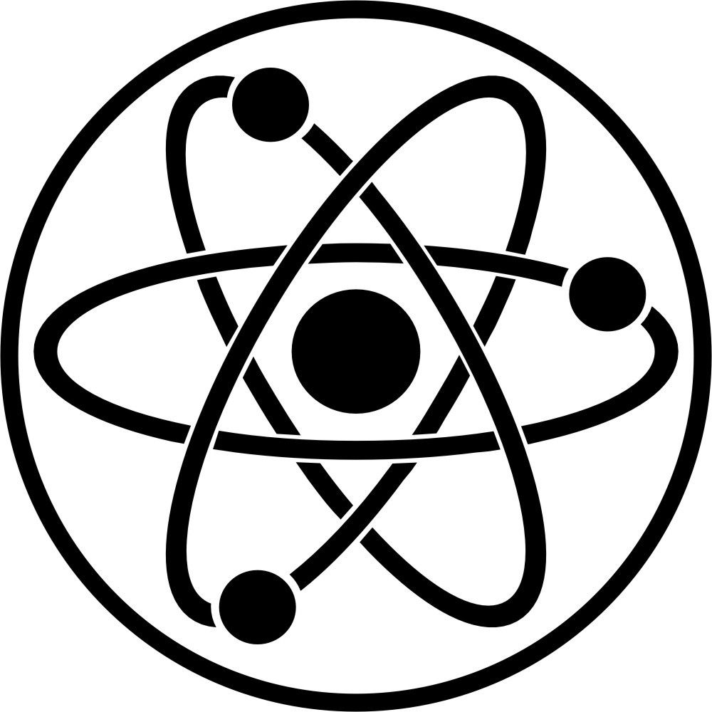 Atom Symbol Solar Man Of The Atom Book Cover Project References