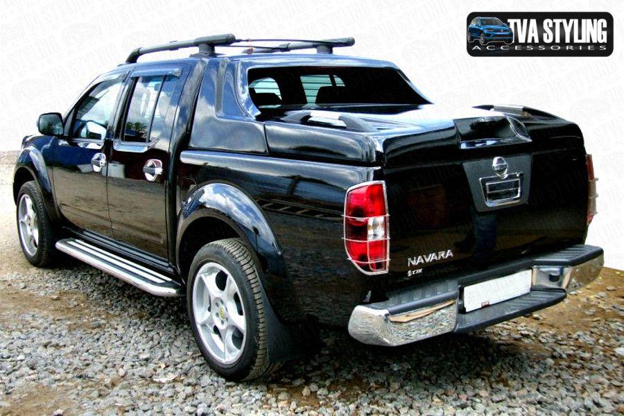 Nissan Navara D40 HardTop - The Matterhorn - All Colours ...