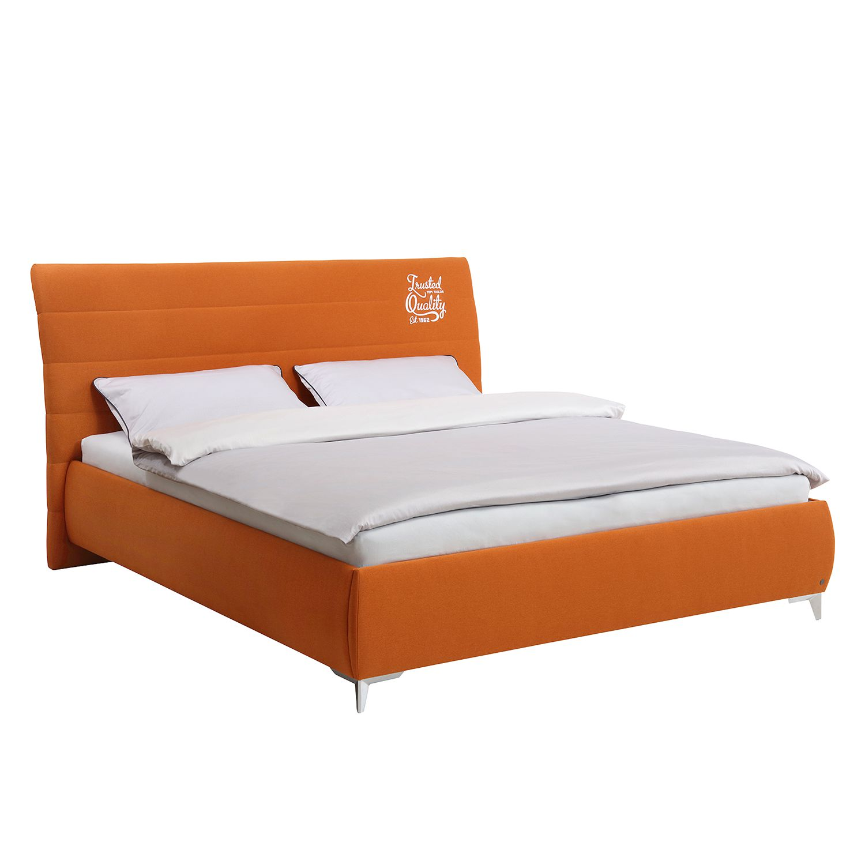 Polsterbett Soft Line Webstoff Schlafzimmermobel Himmelbetten