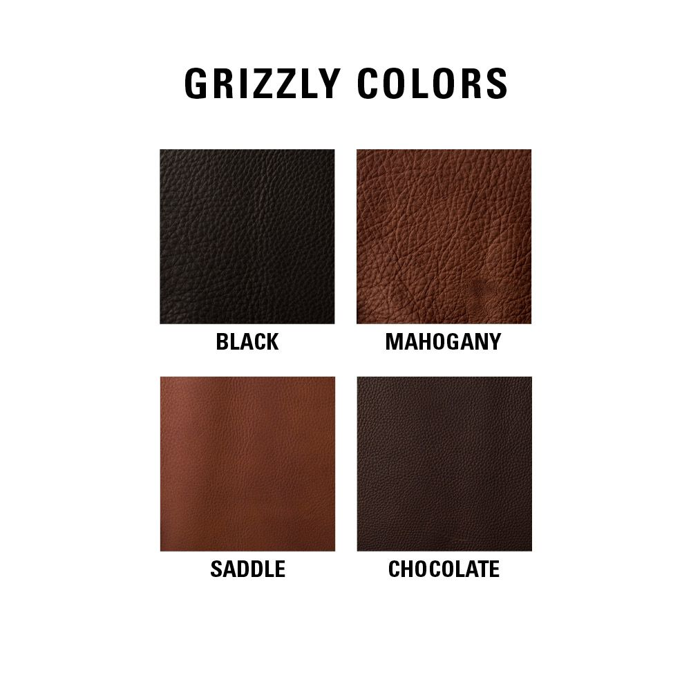Saddleright Grizzly Pad Grizzly Leather Colors Western Saddle
