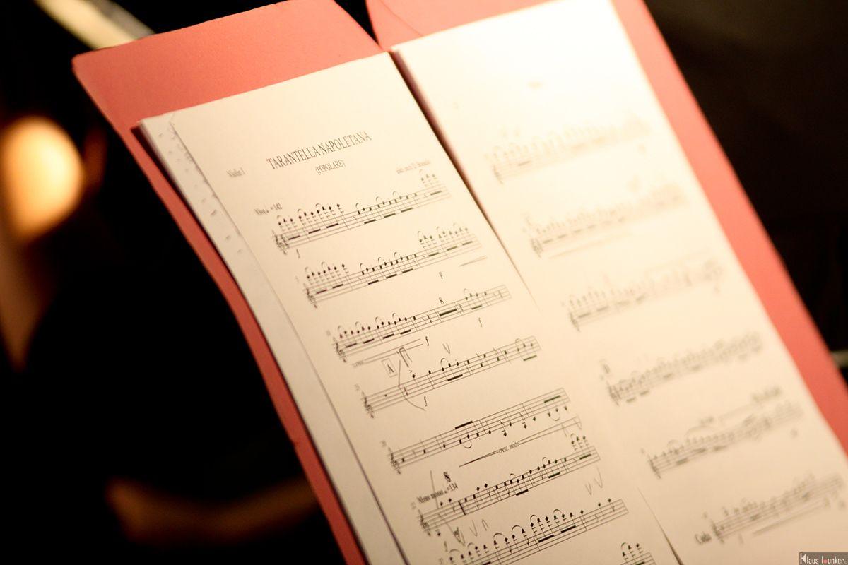 """Nuova Orchestra Scarlatti, """"Piccola storia musicale di Napoli""""."""