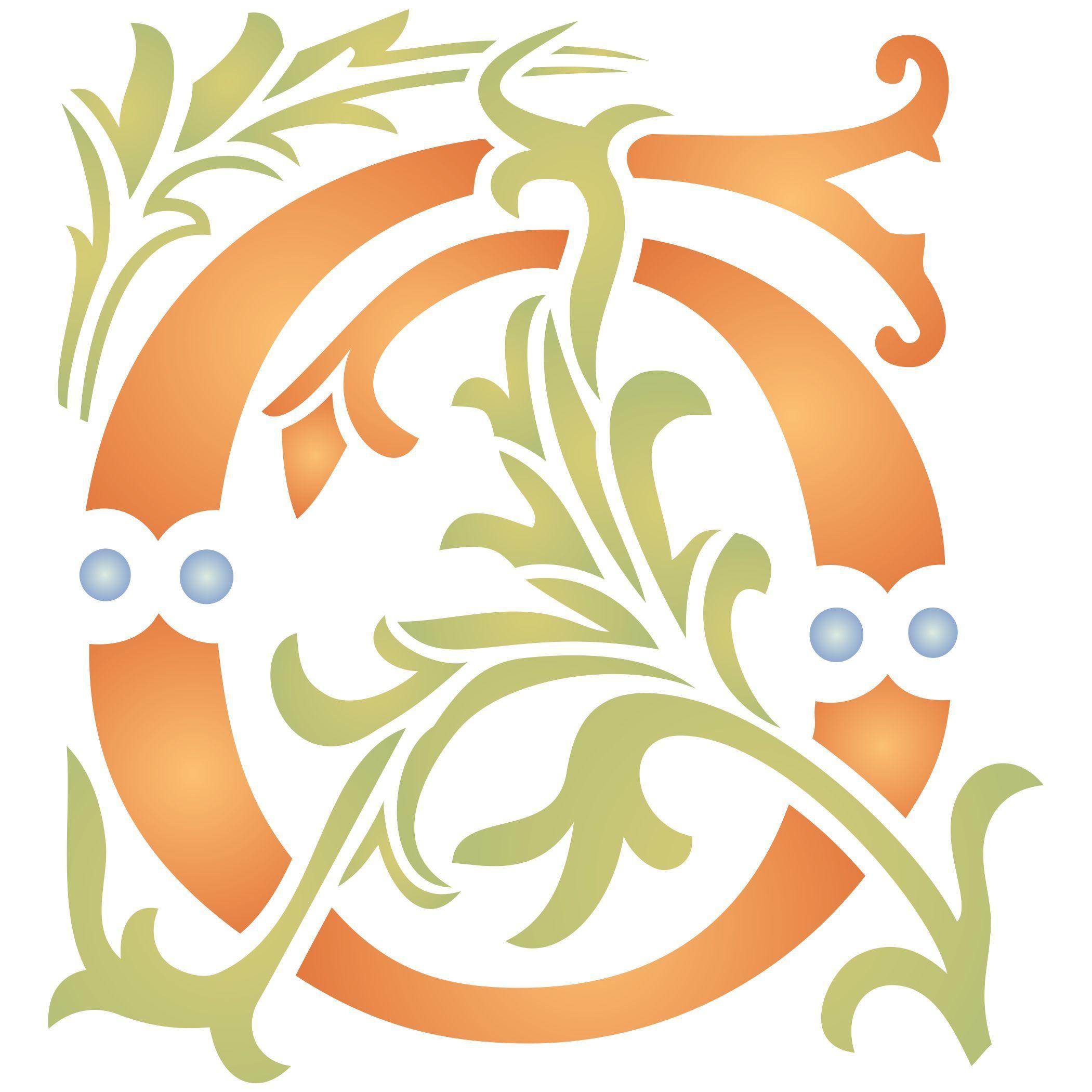 Monogram G Stencil http://www.amazon.com/dp/B0146RA8AY/?m ...