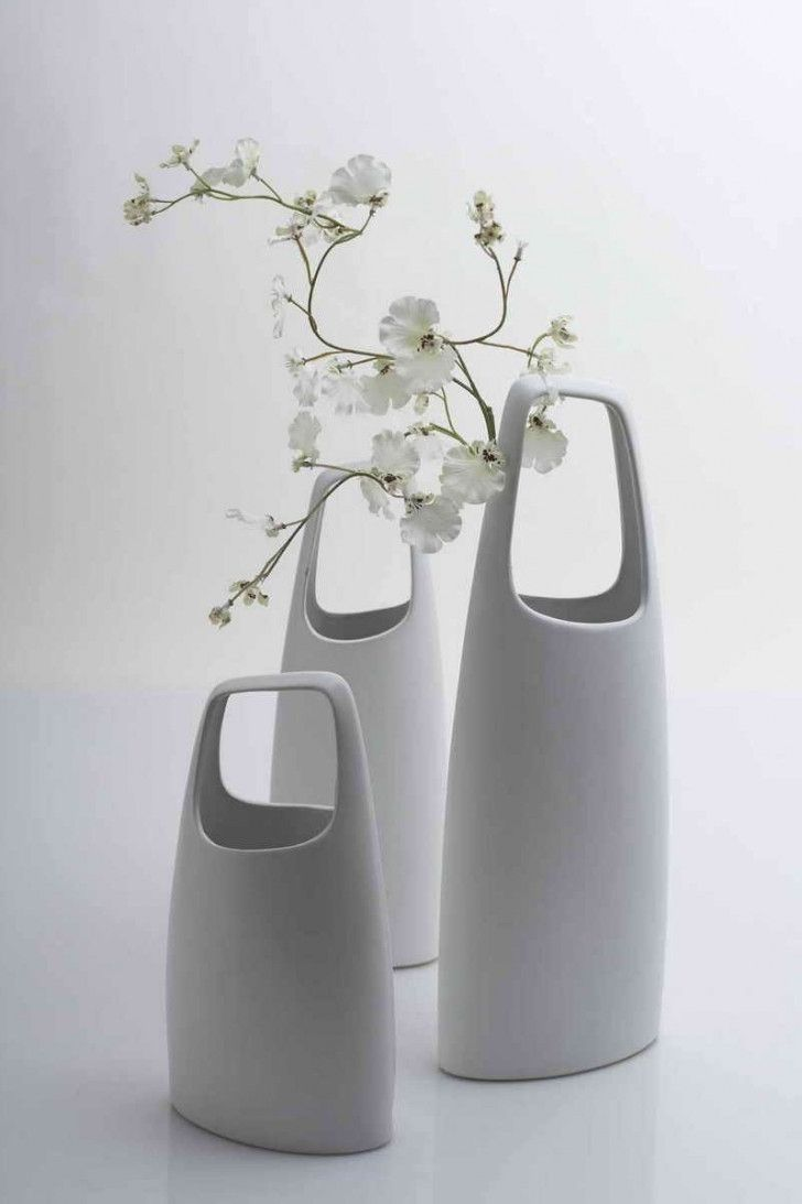 Modern flower vase vase pinterest flower vases modern and modern flower vase reviewsmspy