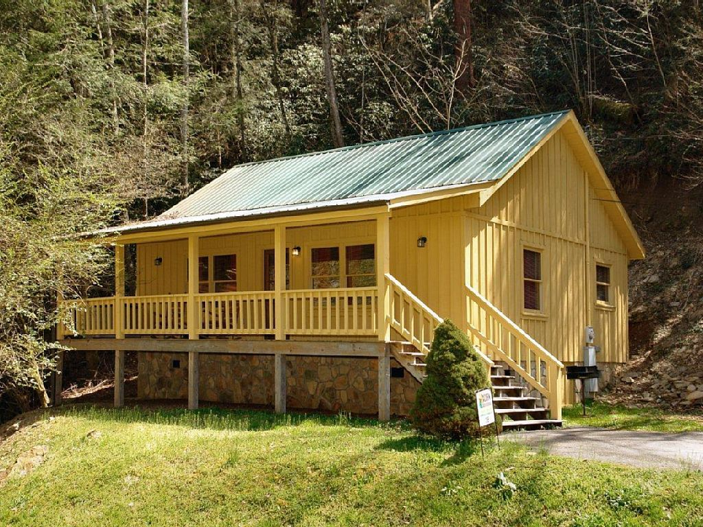 private rentals cabin pigeon with gatlinburg indoor pet sevierville friendly area cabins pool tn ga forge in