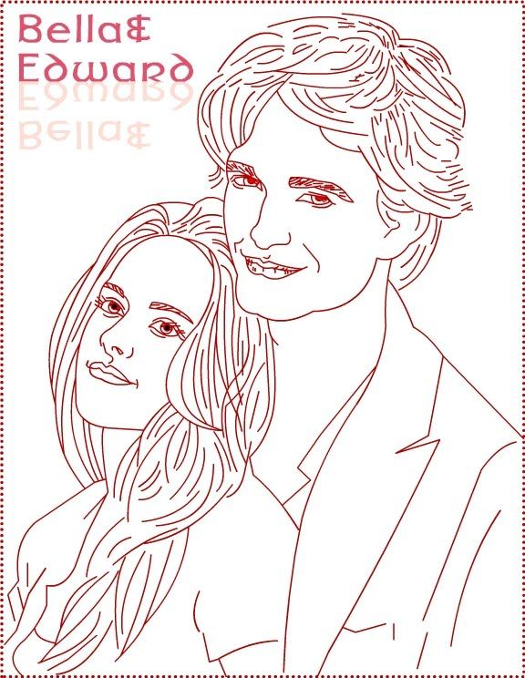 Nicole S Free Coloring Pages Twilight Bella Swan Edward Cullen Coloring Pages Free Coloring Pages Coloring Pages Free Coloring