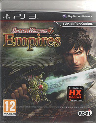 Dynasty warriors 5 empires amazon prime