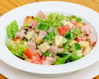 Recette de cuisine salade composee rapide