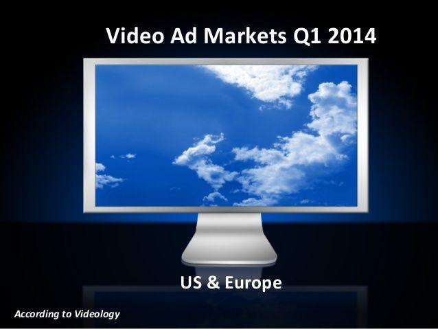 Video Ad Markets Q1 2014