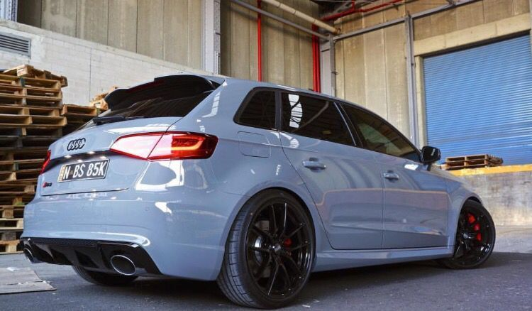 nardo grey audi rs3 cars motorcycles in 2018 pinterest audi audi rs3 and audi cars. Black Bedroom Furniture Sets. Home Design Ideas