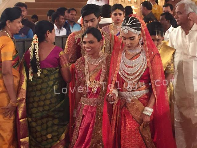 Gali Janardhan Reddy Daughter Wedding   Indian Diamond