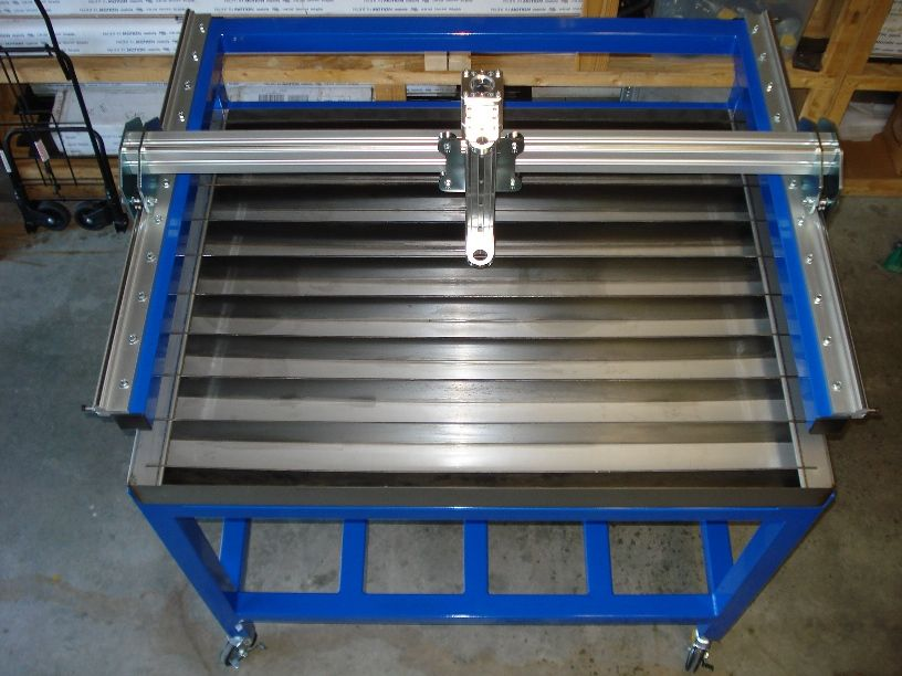 Just In Precision Plasma Llc 2 X 3 Diy Plasma Table