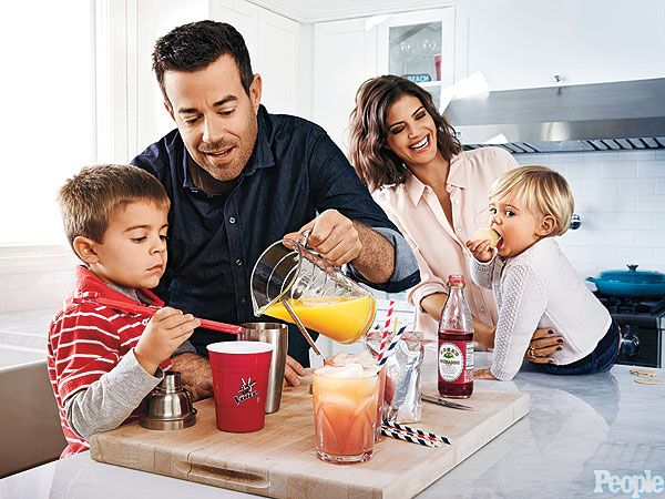 Carson Daly I M A Family Man First And Foremost With Images