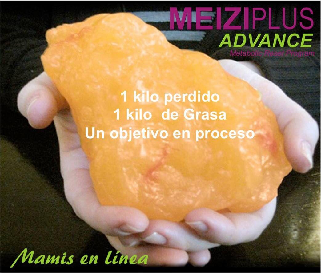 Cuando pierdes 1 kilo no significa poco, un kilo de grasa es el tamaño de tus manos, significa que ya comenzaste a Perder !! #meiziplus 8991609560