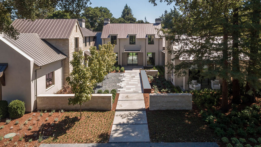 [divide]    Location: 119 Tuscaloosa Avenue, Atherton, CA    Square Footage: 20,375 (main house)    Bedrooms & Bathrooms: 7 bedrooms & 11 bathrooms (main house)    Price: $36,800,000    This newly built Contemporary style estate is located at 119 Tuscaloosa Avenue in Atherton, CA and is situated on nearly