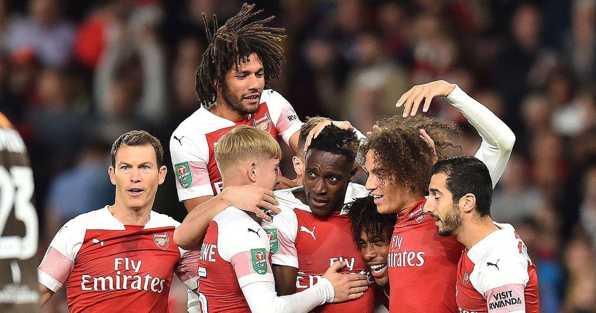 Arsenal Vs Brentford Live Score And Goal Updates Latest
