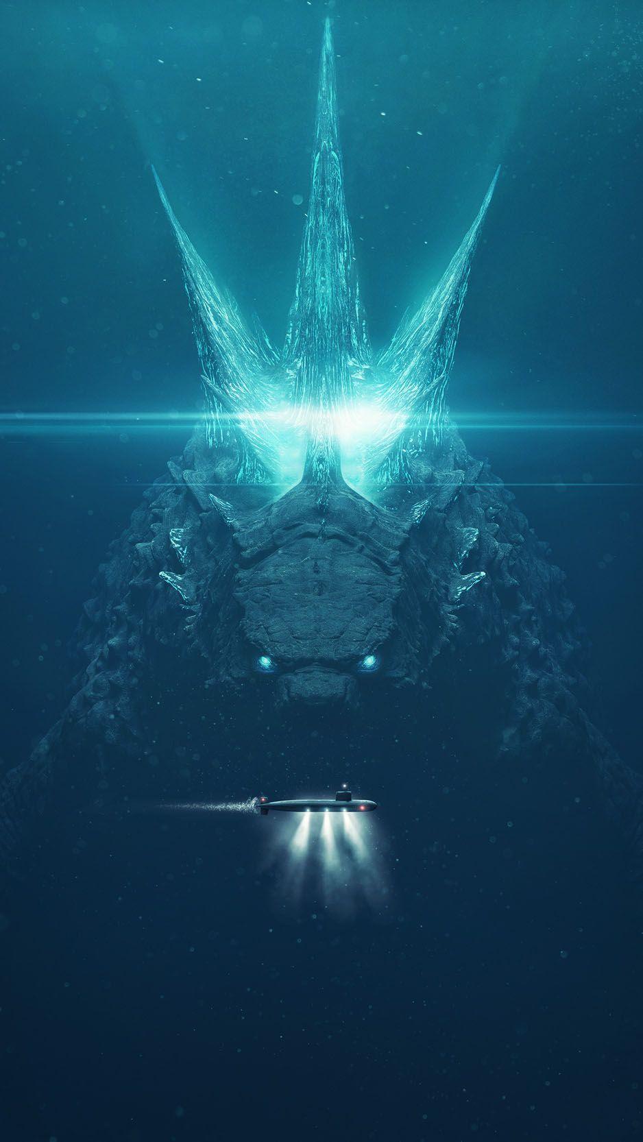Games Wallpapers Iphone Hd In 2020 Godzilla Wallpaper Godzilla Vs Kaiju Monsters
