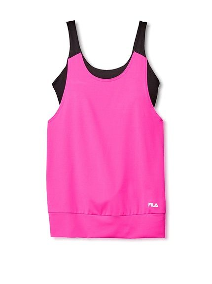 Fila Women's Double Scoop Two-For Tank at MYHABIT