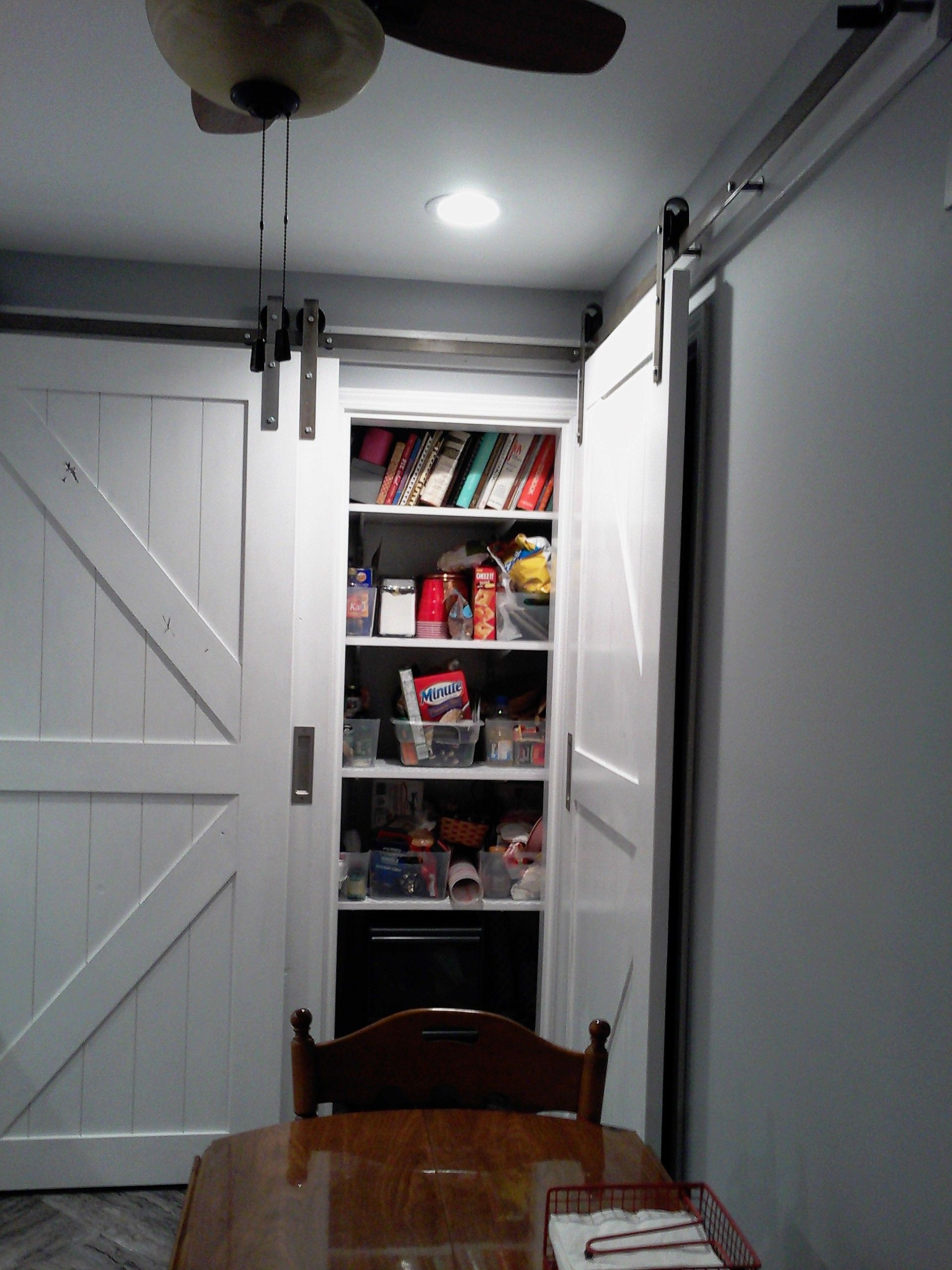 Pantry Door And Hall Door Bi Fold