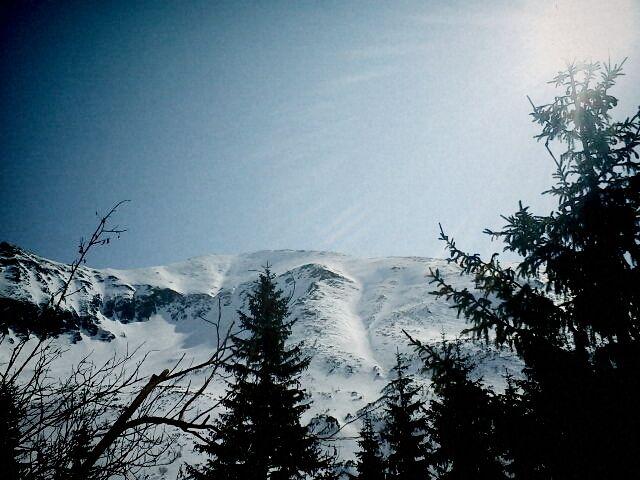 #Slovakia #mountains #winter #snow