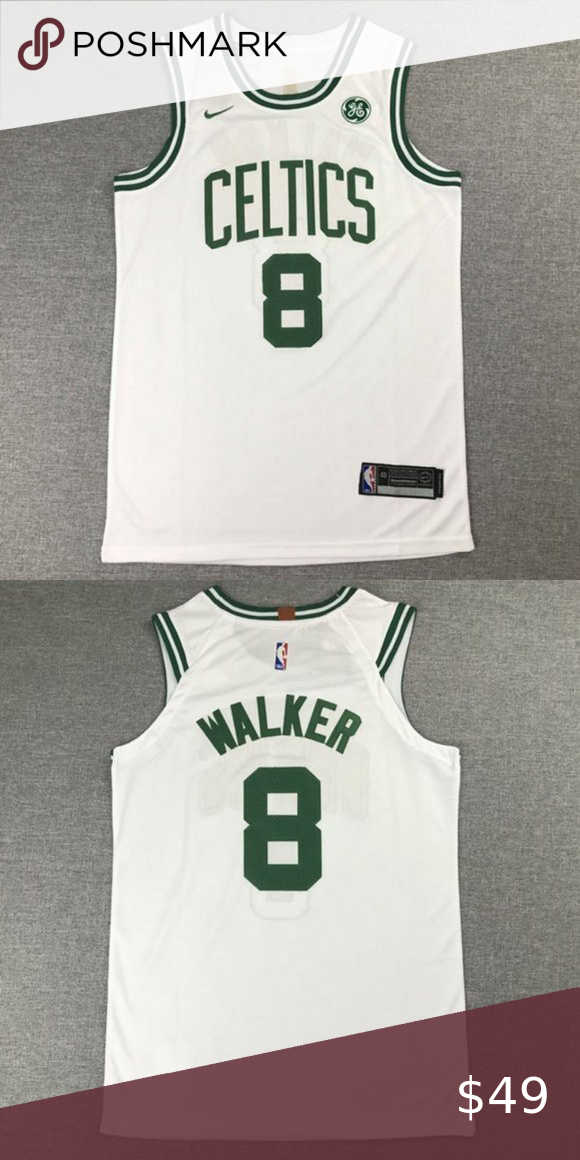 Kemba Walker Celtics Jersey All Items Fit True To Official Size All Items Size Available And In Stock Brand New With Ta New Nike Boston Celtics Nba Shirts