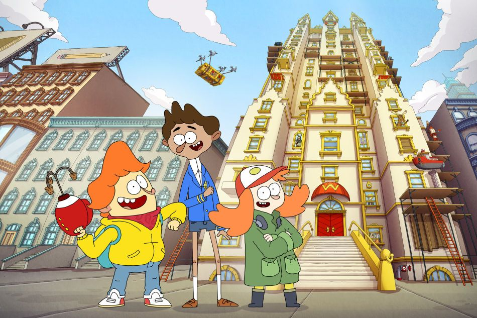 Nickelodeon Has Released The Official Theme Song For Their Upcoming New Series Welcome To The Wayen Which Premieres In Ju Nickelodeon Animation Mystery Series