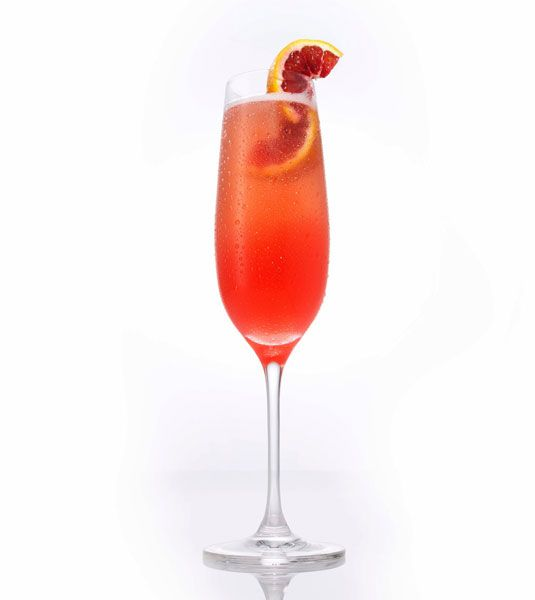 10 Fancy Champagne Cocktails Champagne Drink Recipes For
