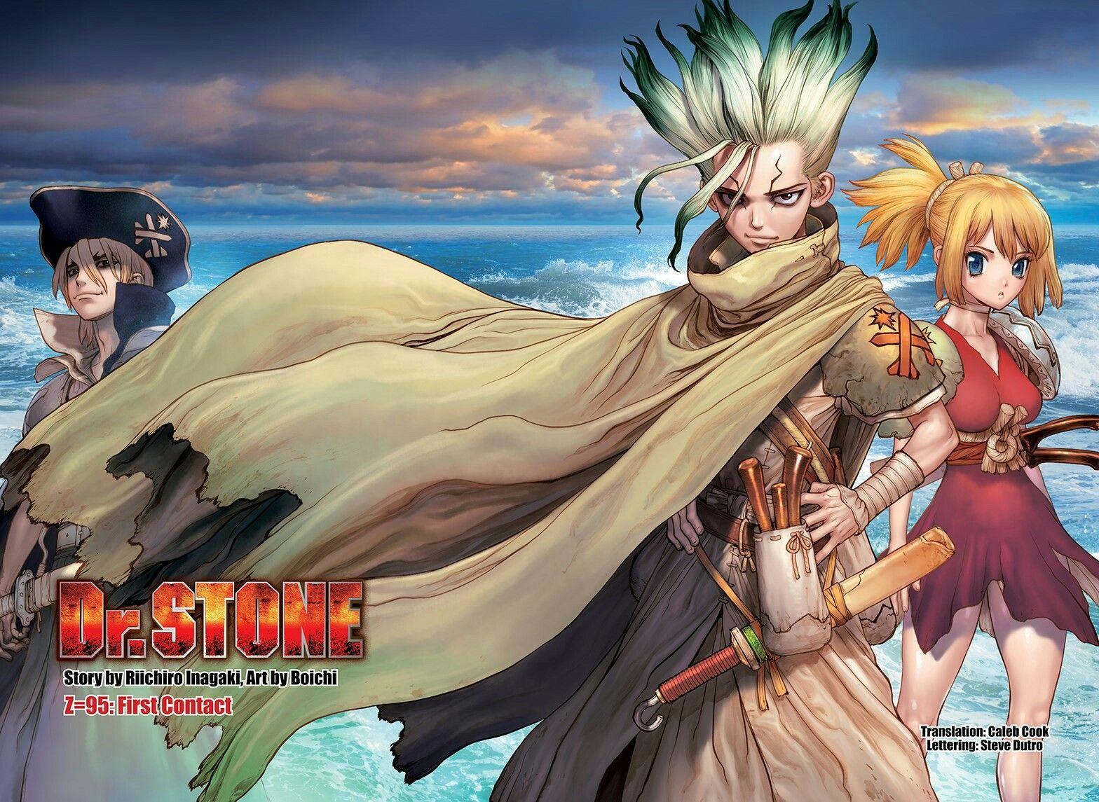 Pin By Tomer On Dr Stone Anime Kohaku Stone World