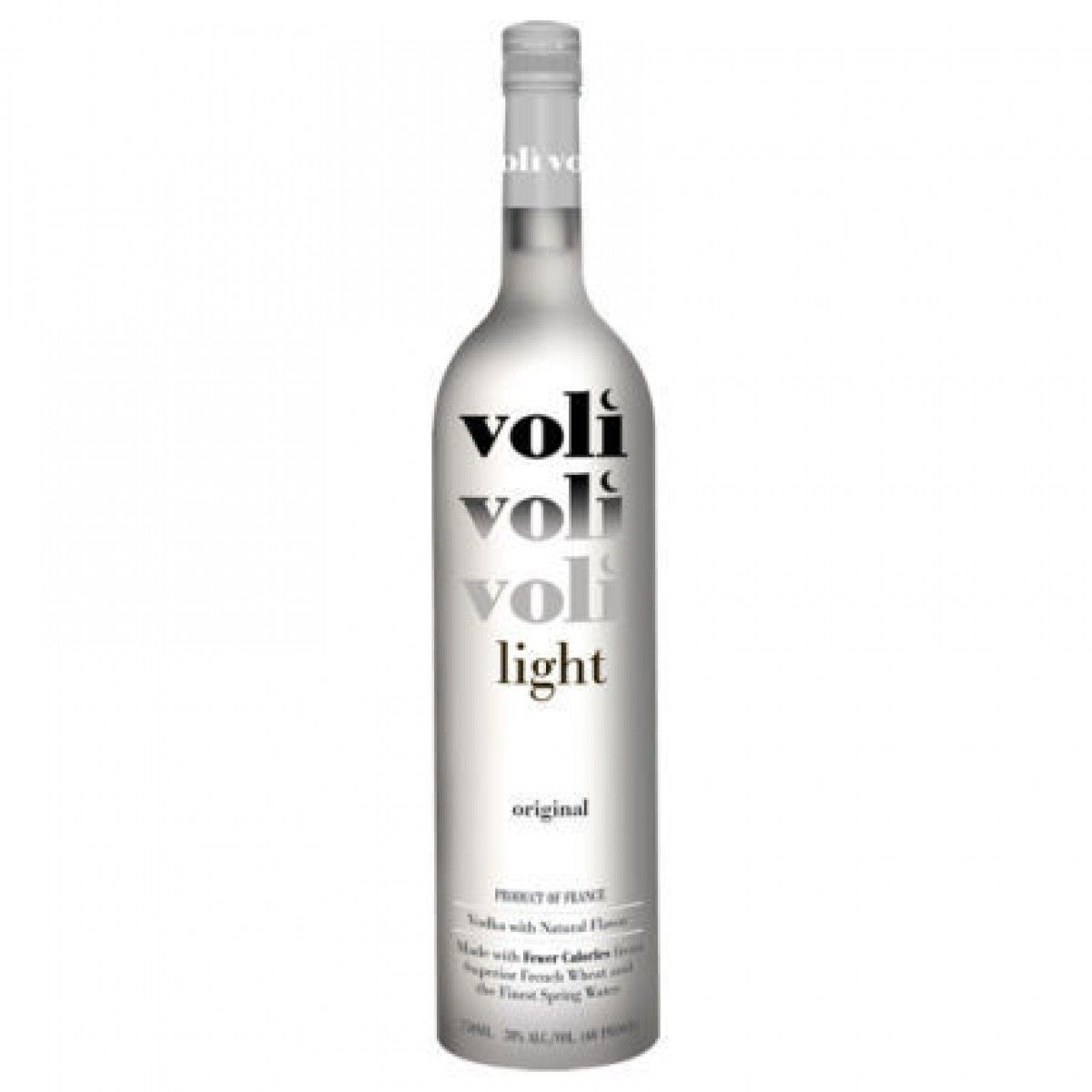 Pitbull's Voli Vodka Lyte; Grey Goose at half the calories? Now were talking | spiritedgifts.com