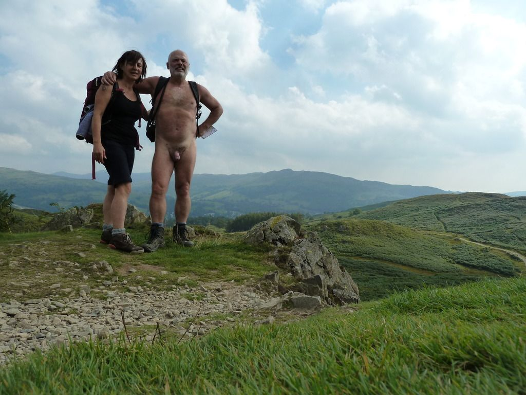 pics Caution: Naked Hiking Day June 21