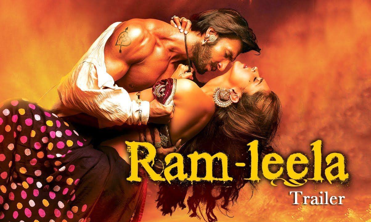 Ramleela Theatrical Trailer Ft Ranveer Singh Deepika Padukone Filmes Aulas Pesquisa