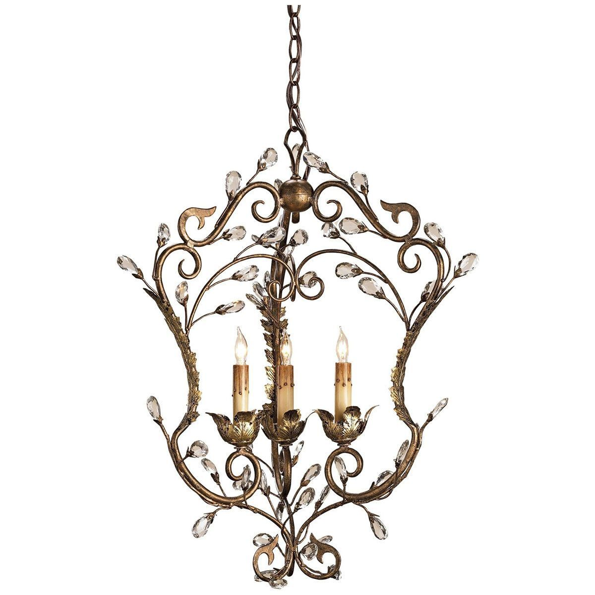 Currey And Company Melody Chandelier 9225