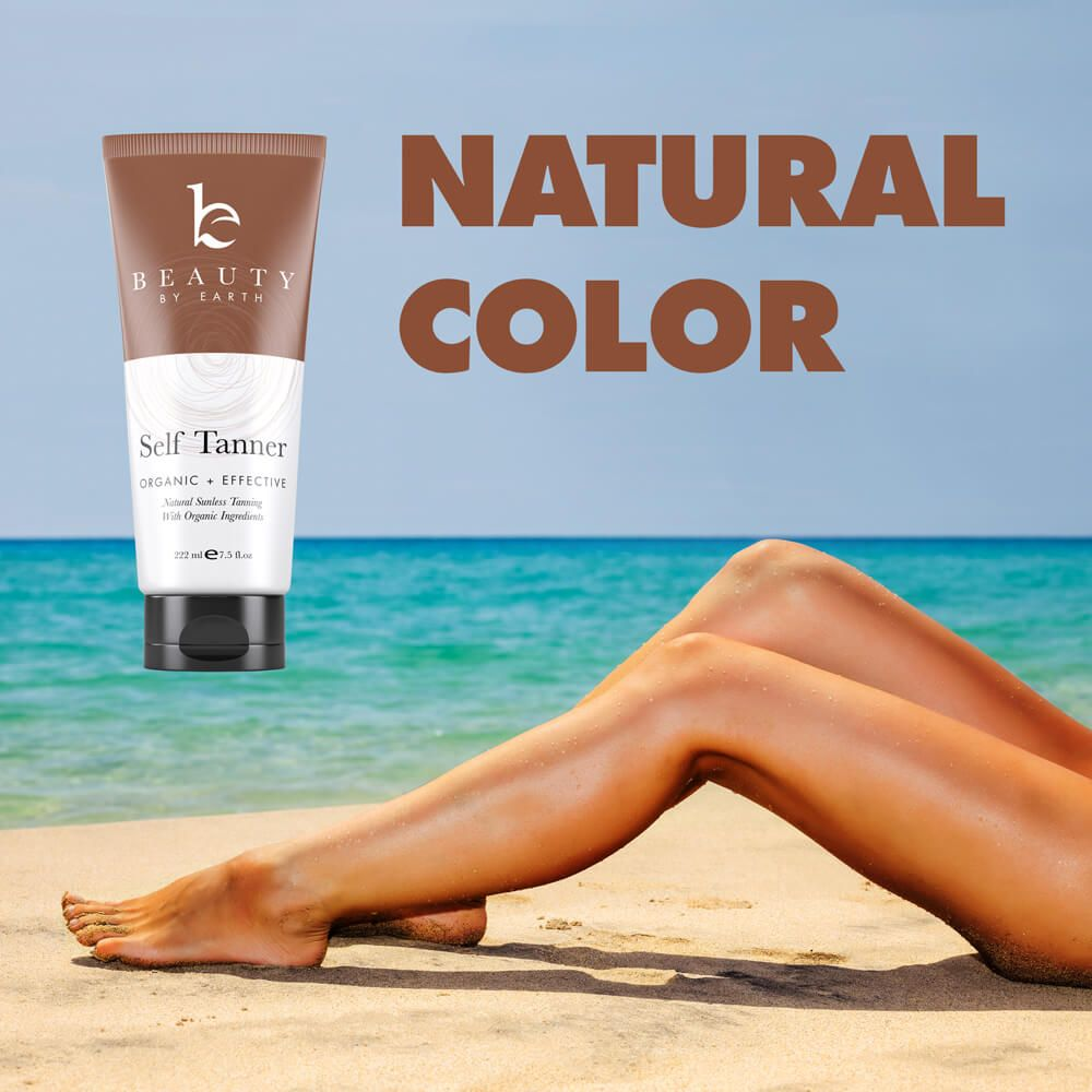 A Natural Self Tanner That's Completely Effective? You