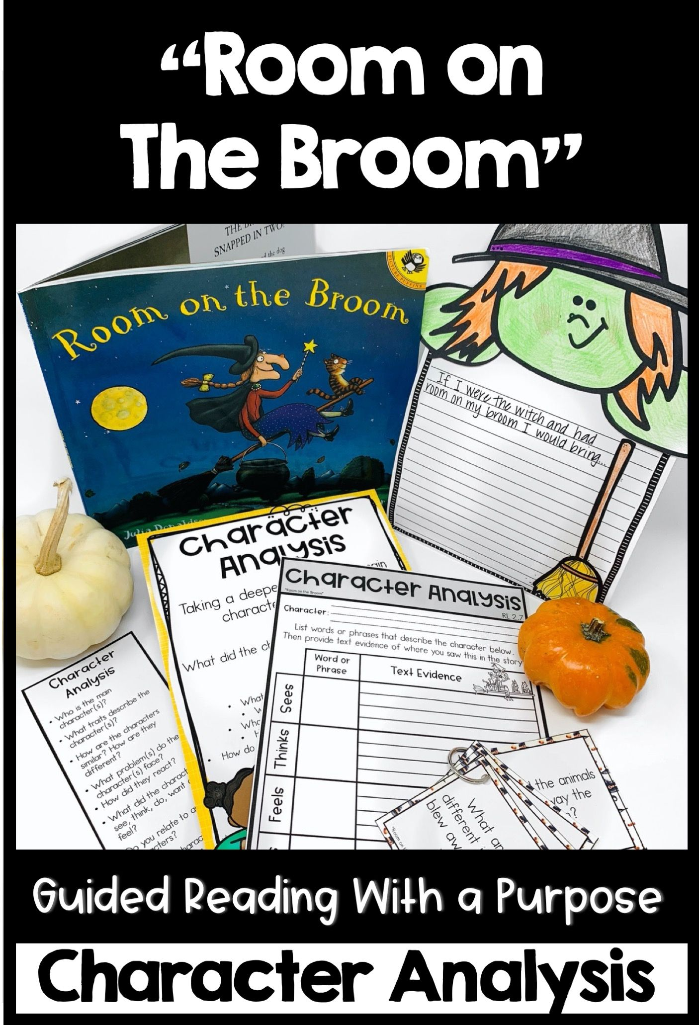 Take On Halloween Week With Engaging Guided Reading