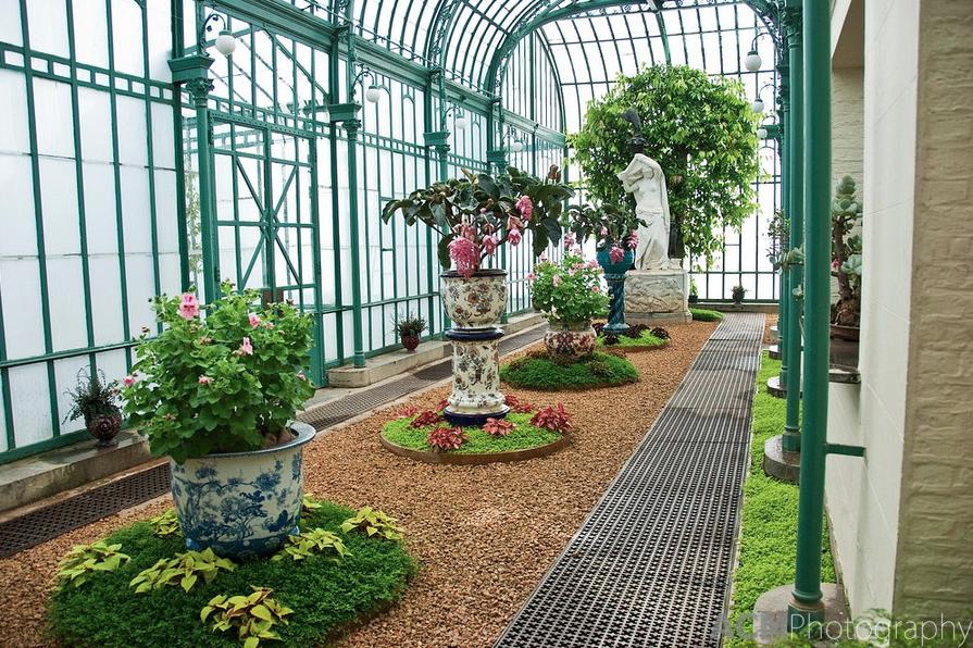 Belgian Royal Greenhouse