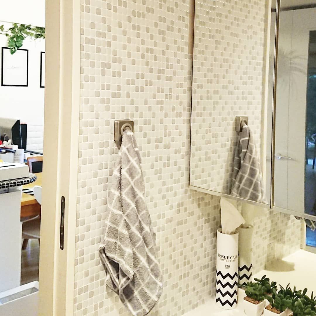 洗面所 おしゃれまとめの人気アイデア Pinterest Lei Lani 100均 Diy 洗面台 タイル