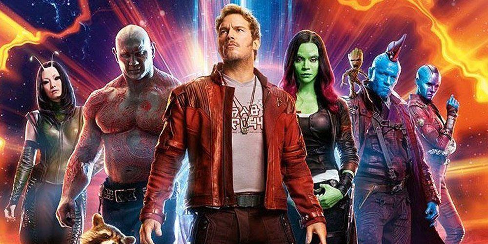 James Gunn Confirms Guardians Of The Galaxy Vol 3 Script Is Complete Guardians Of The Galaxy Guardians Of The Galaxy Vol 2 Galaxy Movie