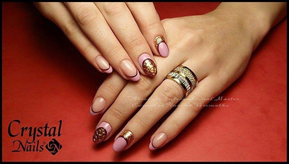 Pin en Uñas - Nails Art