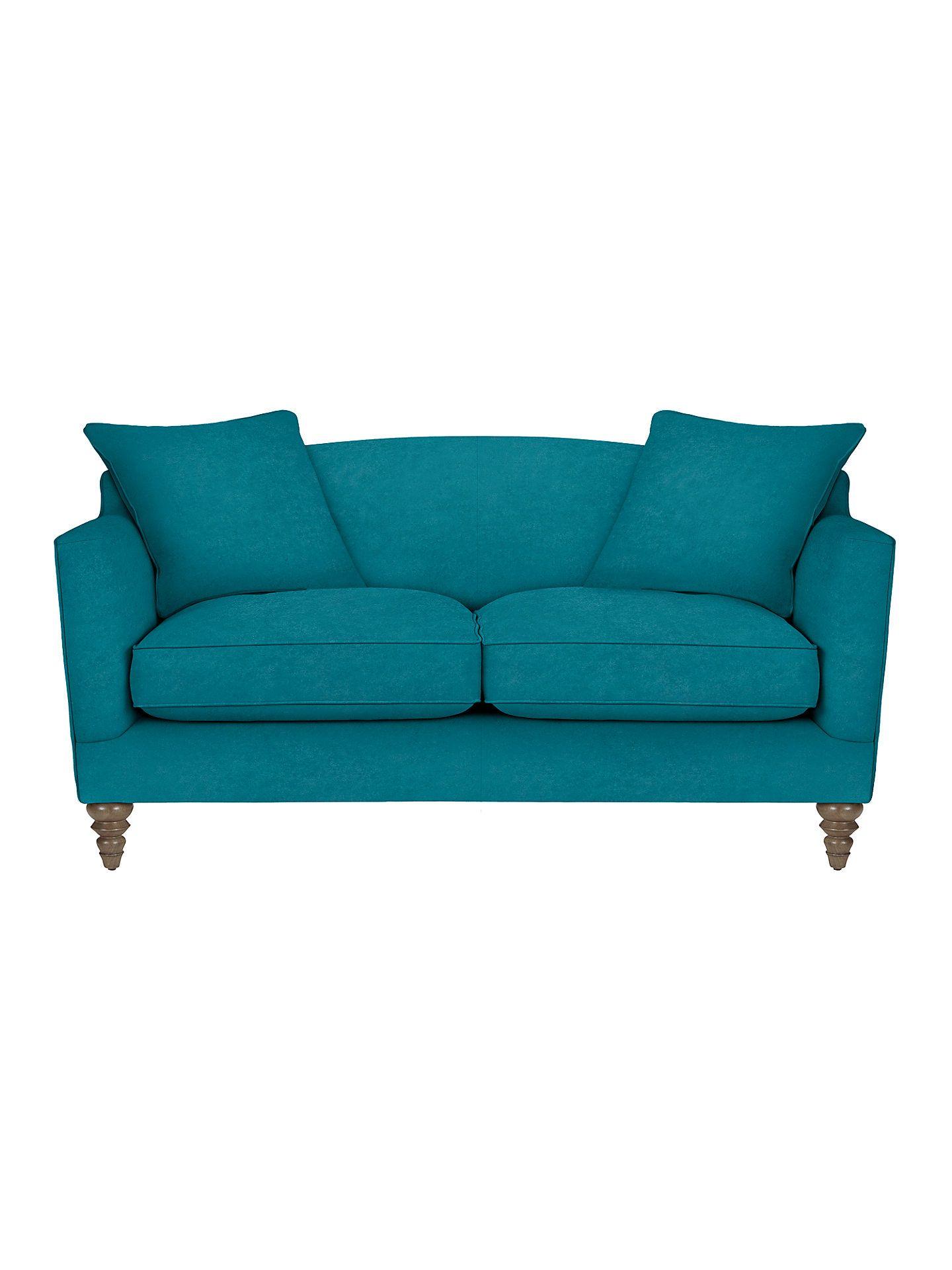 Croft Collection Melrose Fixed Cover Small 2 Seater Sofa Sofa 2 Seater Sofa Furniture