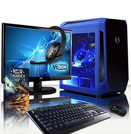 Vibox Apache 9 Gaming Desktop Pc Computer Vibox Apache Package 9 2 4 0ghz Amd Fx 6 Core Cpu R9 380 Gpu Extreme Water Pc Computer Gaming Desktop Gaming Pc