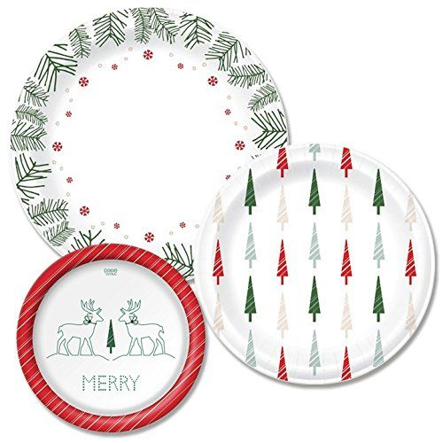 Dixie Christmas Paper Plates Dixie Everyday Paper Plates 10 1 16 Plate Amazon Exclusive Design Dinner Size Printed Disposable Plates 5 Pack Of 44 Plates Christmas Paper Plates Paper Plates Plates