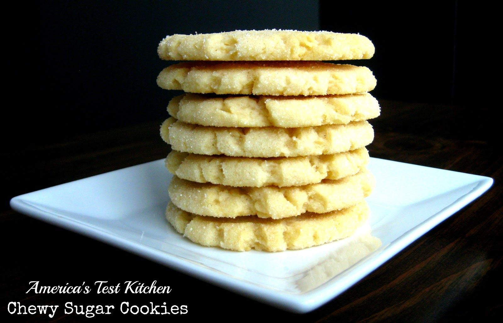Karis' Kitchen | A Vegetarian Food Blog: Chewy Sugar Cookies Try 3/15 ds