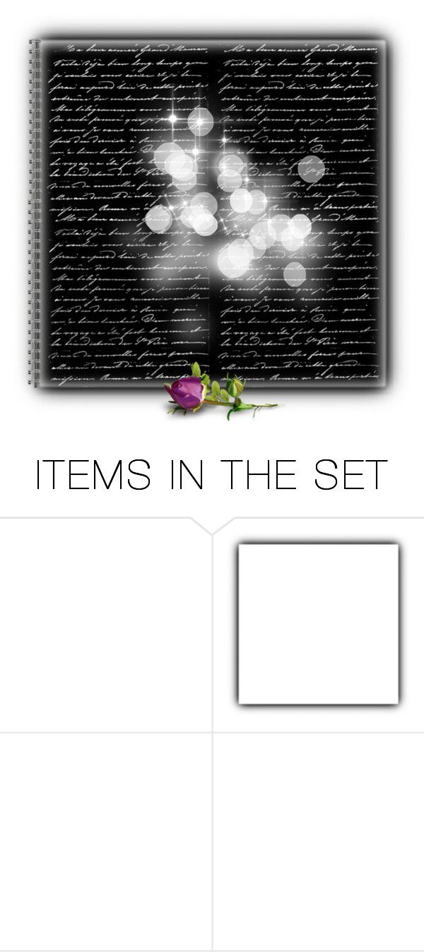"""The Ghost Writer"" by nonniekiss ❤ liked on Polyvore featuring art"