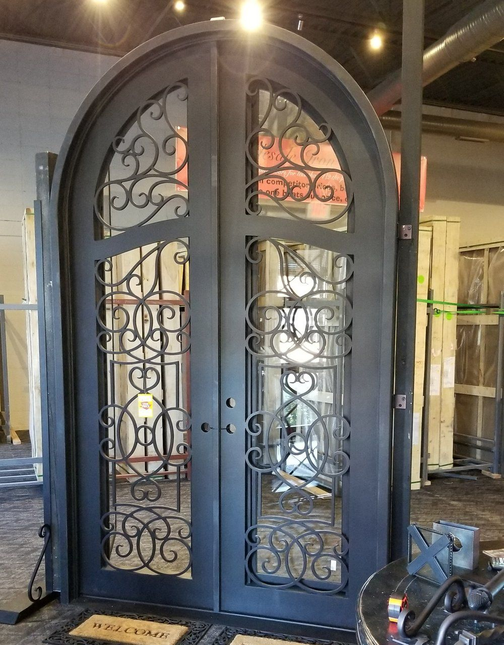 Pin By Wholesale Iron Doors On Https Www Wholesaleirondoors Com