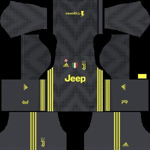 Juventus 2019 2020 Kits Logo Dream League Soccer Juventus Soccer Kits Juventus Soccer