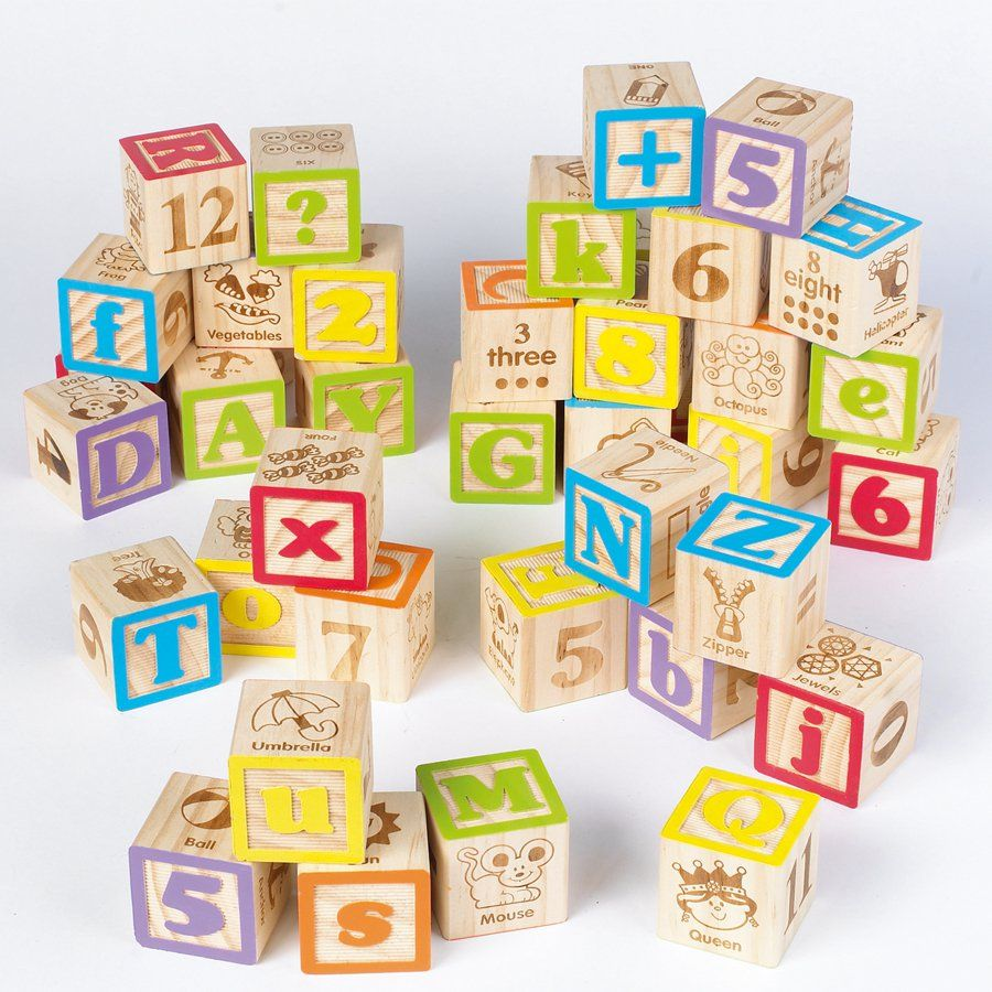 Imaginarium 40 Piece Alphabet Blocks Toys R Us Australia