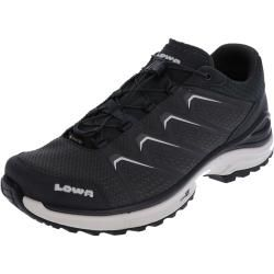 Photo of Lowa Maddox Gtx Lo Anthracite Offwhite Men Hiking Shoes Lowa
