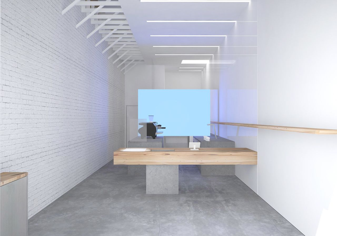 Blue bottle coffee google search interiors pinterest blue blue bottle coffee google search dailygadgetfo Images