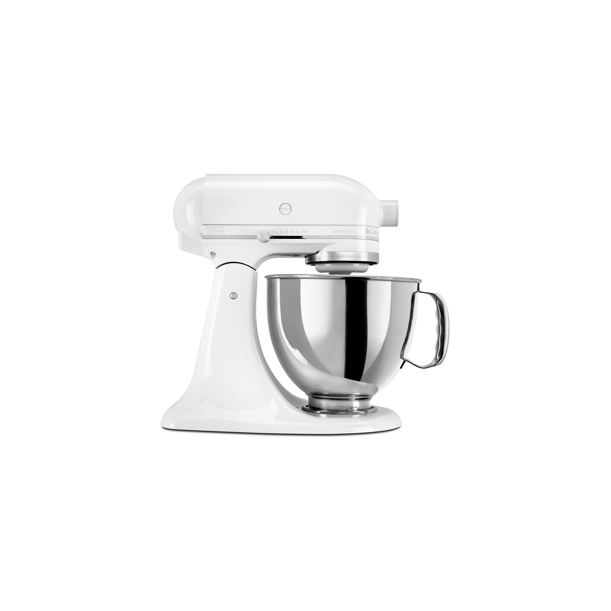Best Kitchenaid¨ Artisan Series 5 Quart Tilt Head Stand Mixer 400 x 300